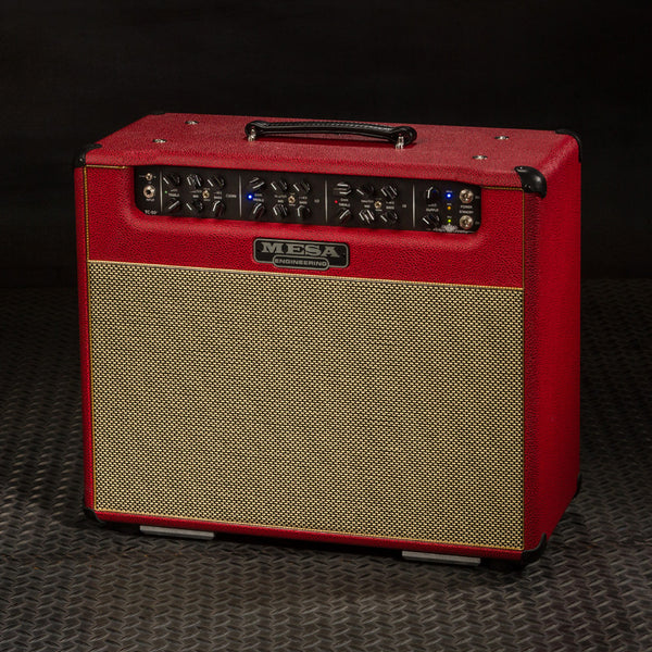 MESA/Boogie Triple Crown TC-50 1x12 Combo - Custom British Garnet Bronco / Cream & Black Grille