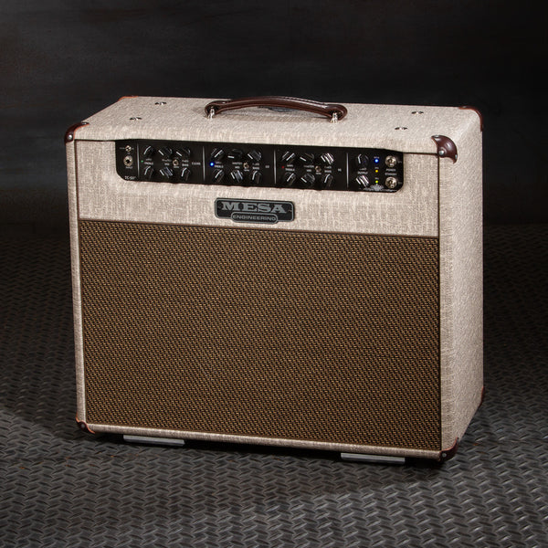 MESA/Boogie Triple Crown TC-50 1x12 Combo - Custom Fawn Slub Bronco / Gold Grille