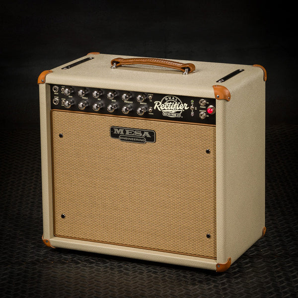 Mesa/Boogie Recto-Verb 25 1x12 Combo - Custom Cream Bronco