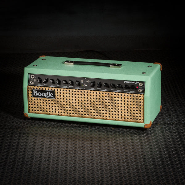 MESA/Boogie Fillmore 50 Head - Custom Surf Bronco / Wicker