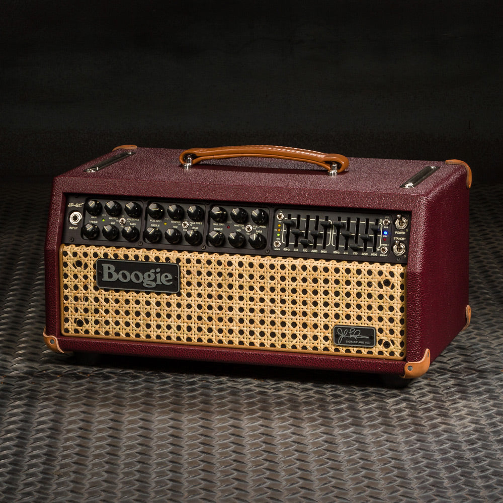MESA/Boogie JP-2C Head - Custom British Cabernet Bronco / Wicker Grille