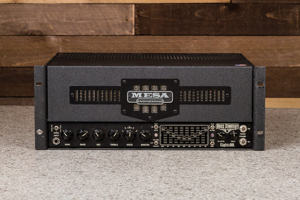 Mesa/Boogie Bass Strategy Eight:88 Rackmount Amp - Used - SN:BS-228