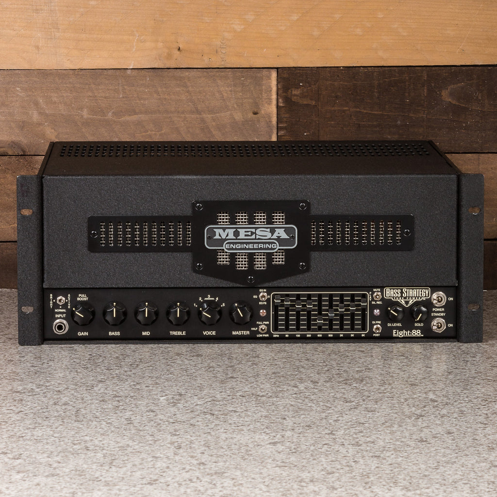 Mesa/Boogie Bass Strategy Eight:88 Rackmount Amp - Used - SN:BS-510
