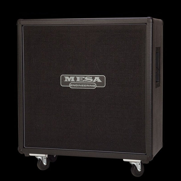 Mesa/Boogie 4x12 Rectifier Traditional Straight Cabinet - Standard Dress