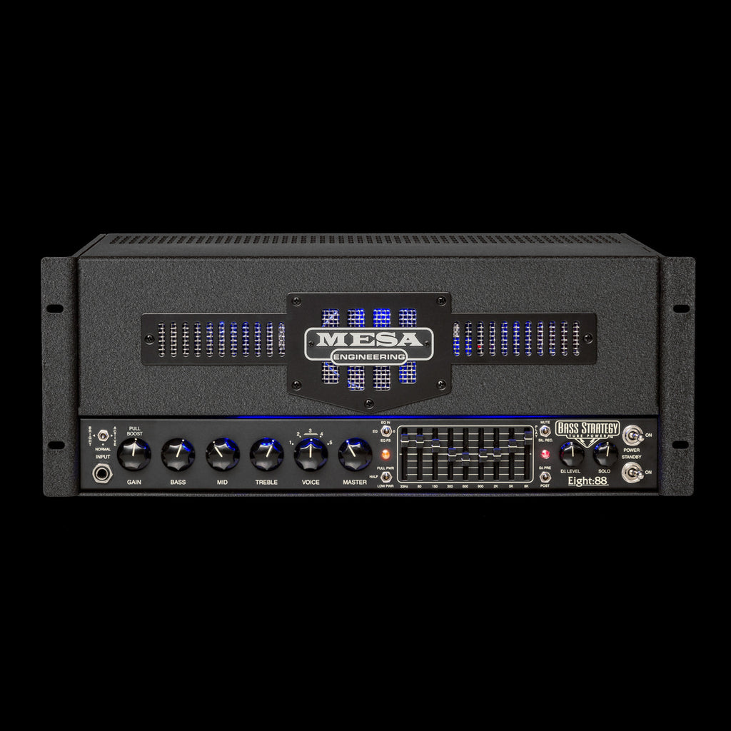 Mesa/Boogie Bass Strategy Eight:88 Rackmount Amp