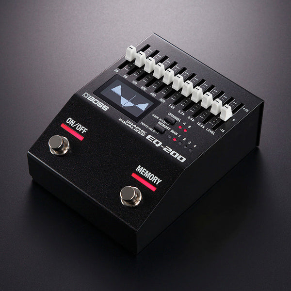 Boss - EQ-200 Graphic Equalizer
