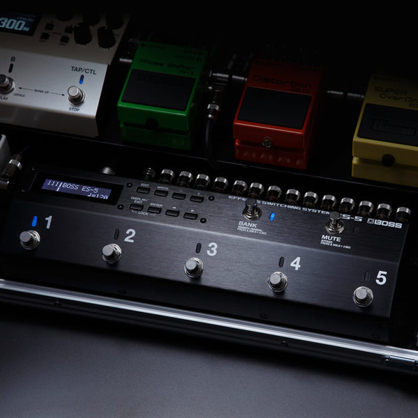 Boss - ES-5 Effects Switching System