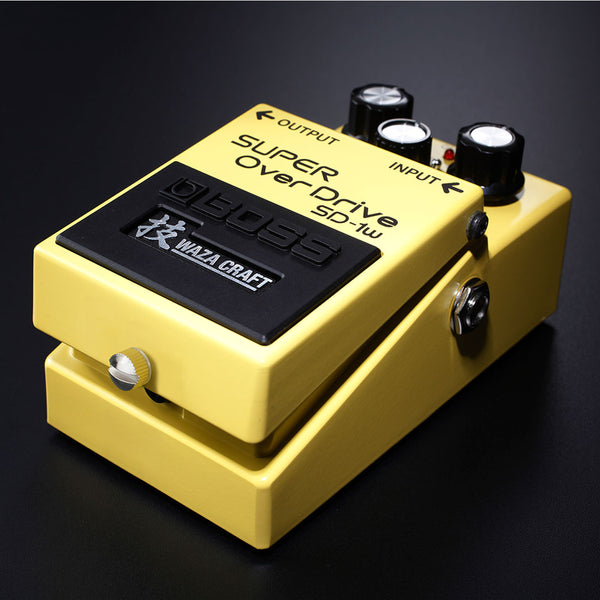 Boss SD-1W Super Overdrive Waza Craft Edition