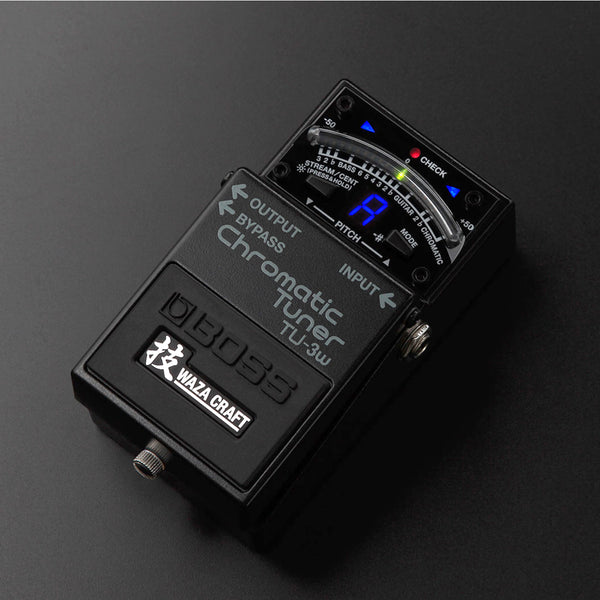 Boss - TU-3W Waza Craft Chromatic Tuner