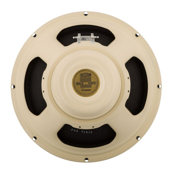 celestion cream alnico 90 watt 12 guitar speaker mesa boogie hollywood. Black Bedroom Furniture Sets. Home Design Ideas