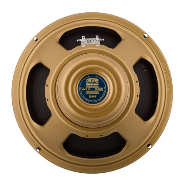 Celestion Gold Alnico - 50 Watt - 12