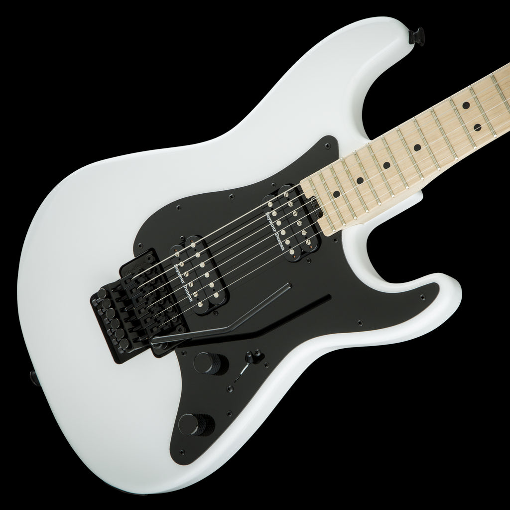 Charvel Pro-Mod So-Cal Style 1 HH FR M - Snow White