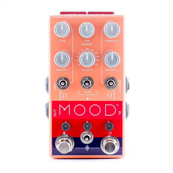 Chase Bliss Audio - Mood - IN STOCK