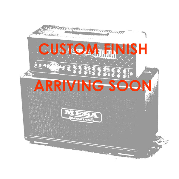 MESA/Boogie Dual Rectifier Multi-Watt Head - Black w/Black Vinyl FP / Black Knobs & Vents