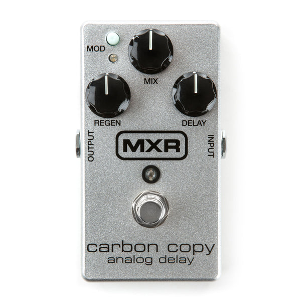 MXR M169A Carbon Copy Analog Delay 10th Anniversary Edition