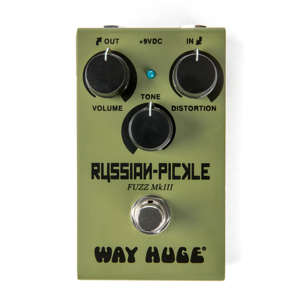 Way Huge - Smalls - Russian Pickle Fuzz Pedal