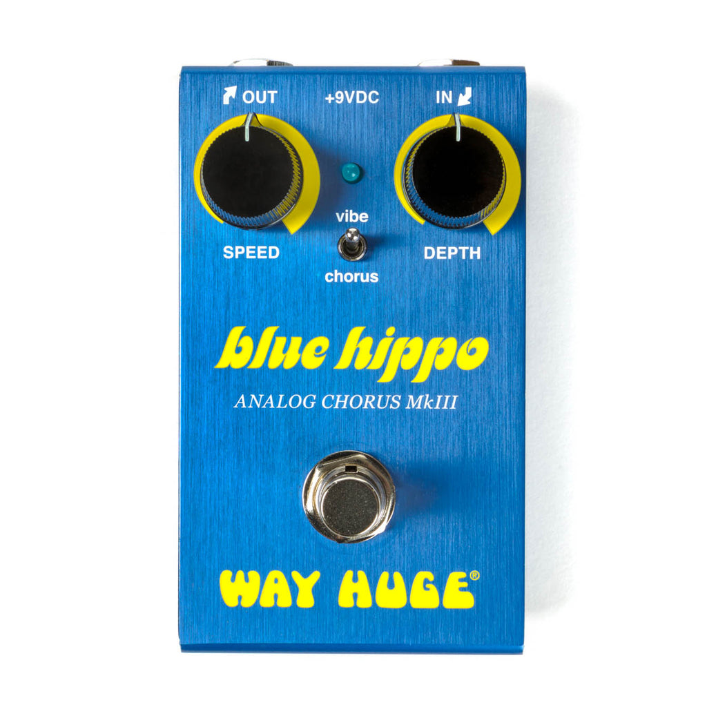 Way Huge - Smalls - Blue Hippo Analog Chorus Pedal
