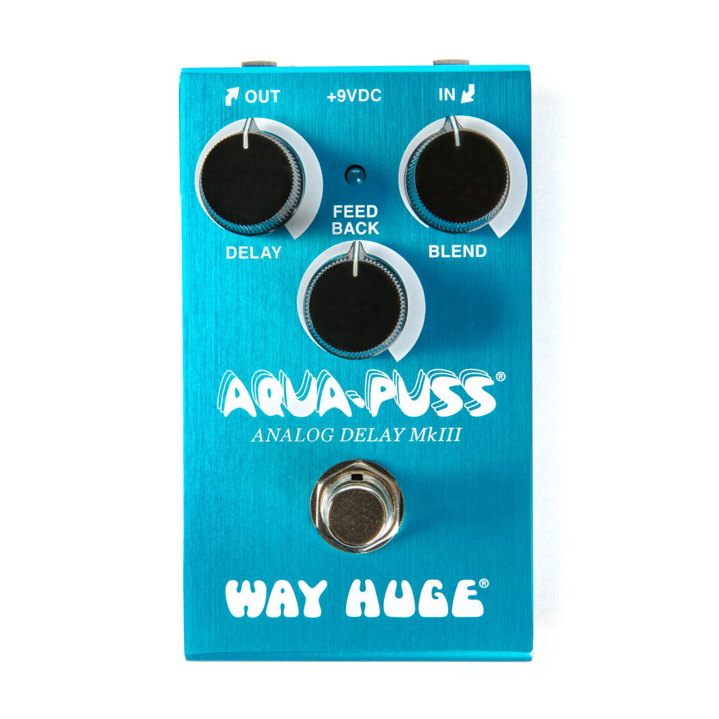 Way Huge - Smalls - Aqua Puss Analog Delay
