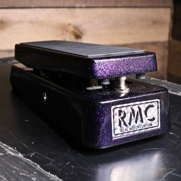 RMC-10 Wah Limited Metallic Purple