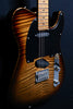 Tom Anderson Top T Classic - Brown Sugar Burst w/Binding