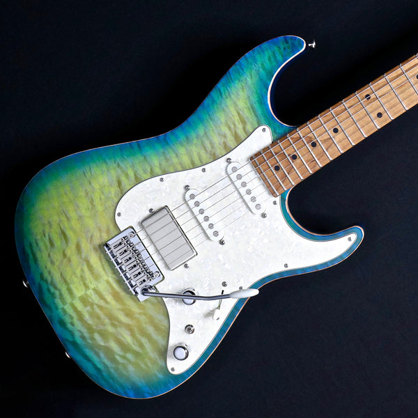 Tom Anderson Drop Top Classic - Maui Kazowie with Binding