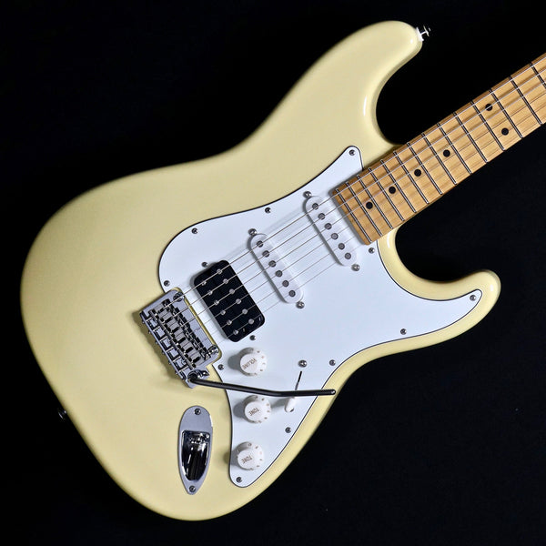 Suhr Classic S SSH - Vintage Yellow - Maple Fingerboard