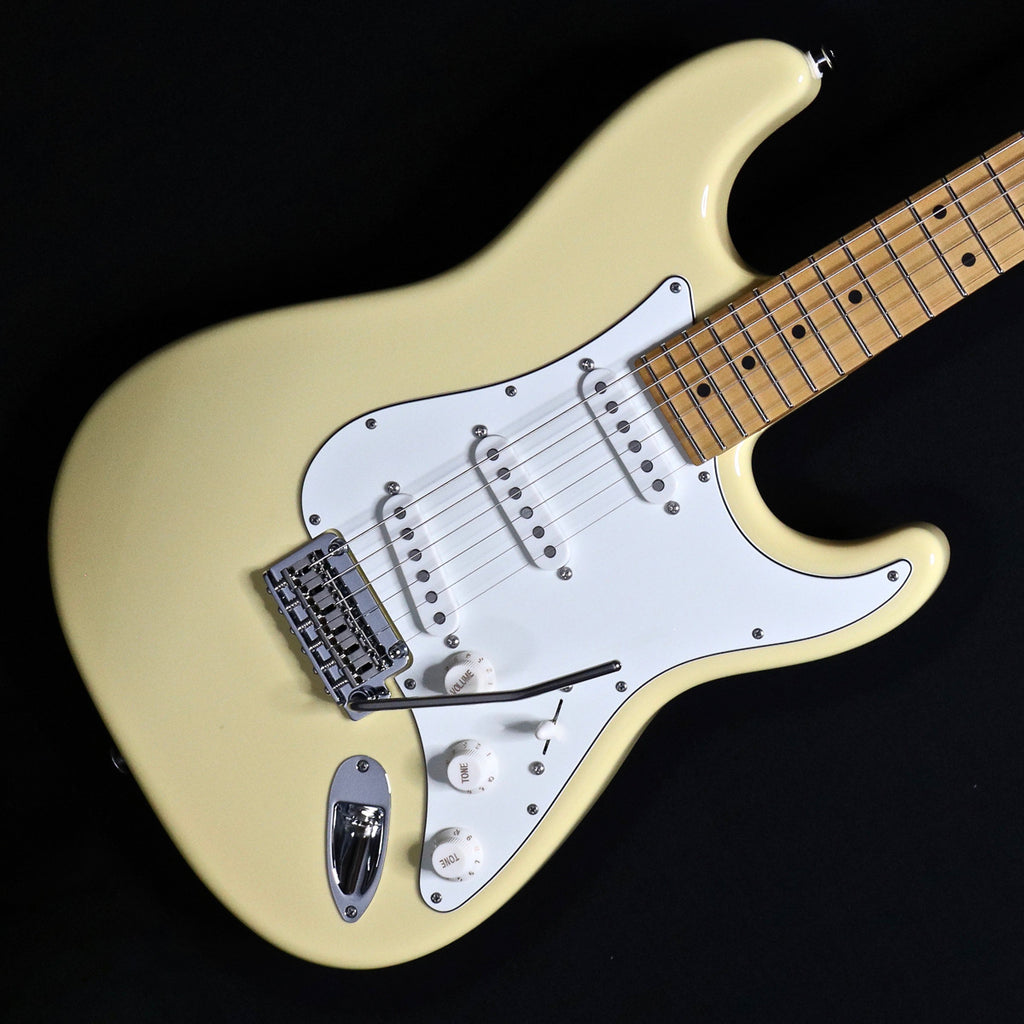 Suhr Classic S - Vintage Yellow - SSS