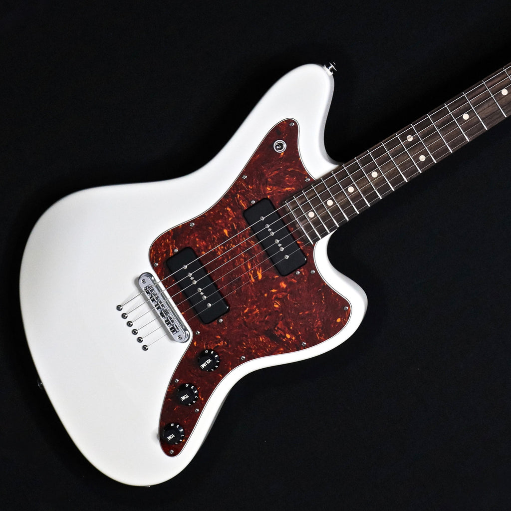 Suhr Classic JM Guitar - Olympic White - Rosewood Fingerboard