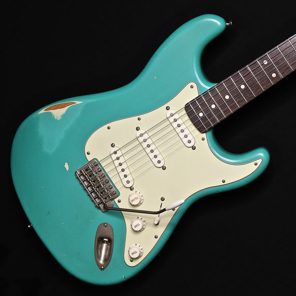 NashGuitars S63 in Seafoam Green