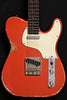 Shabat Guitars - Lion Standard -  Fiesta Red
