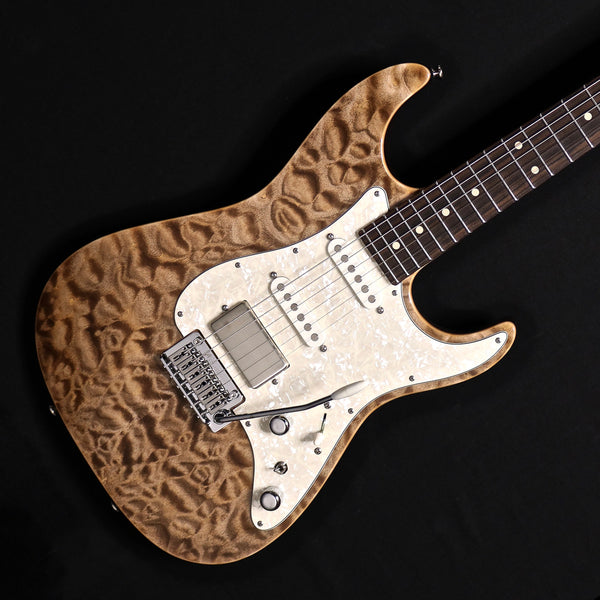 Tom Anderson Drop Top Classic - Natural Mocha with Binding
