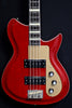 Rivolta Guitars - Combinata Bass VII - Rosso Red
