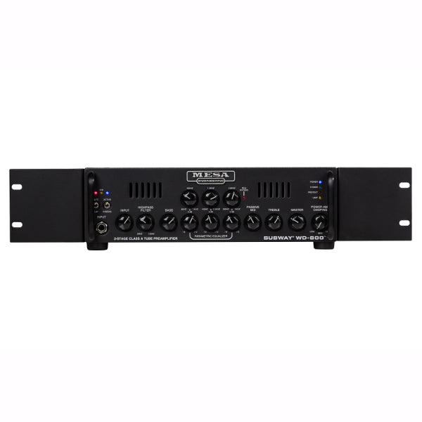 MESA/Boogie Rackmount Kit for Subway WD-800 & TT-800 Bass Amps