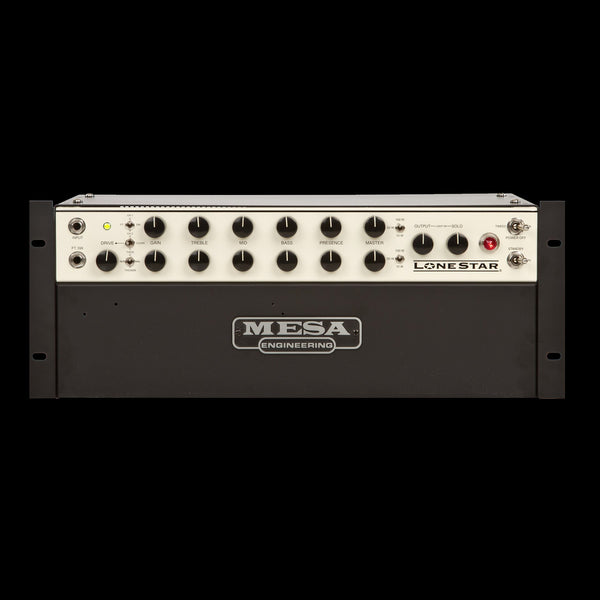 Mesa/Boogie Lone Star Rackmount Head - Special Order