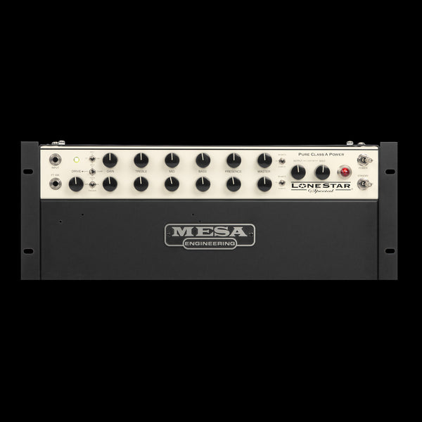 Mesa/Boogie Lone Star Special Rackmount Head - Special Order