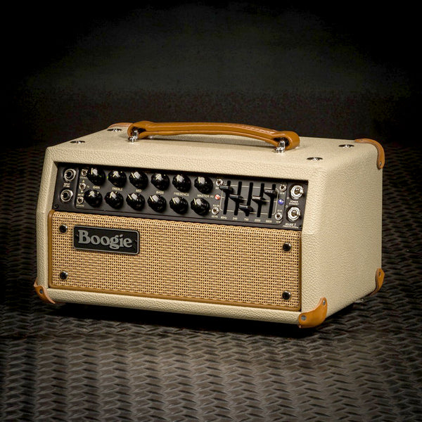 MESA/Boogie Mark Five: 25 Head - Custom Cream Bronco / Tan Grille