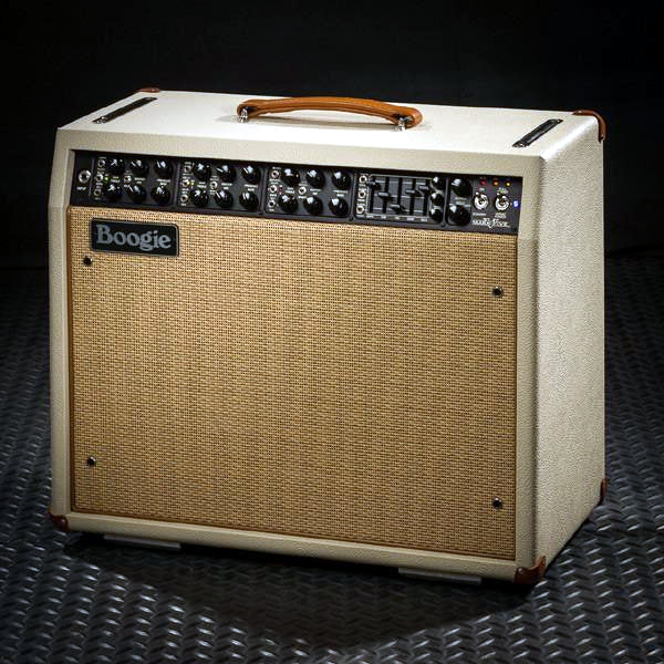 MESA/Boogie Mark V 1x12 Combo - Custom Cream Bronco / Tan Jute Grille