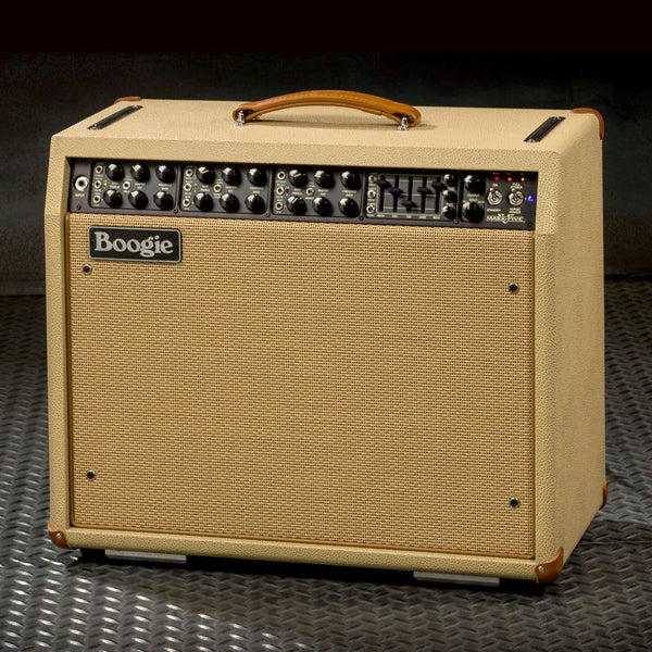 MESA/Boogie Mark V 1x12 Combo - Custom British Tan Bronco / Tan Jute Grille - USED