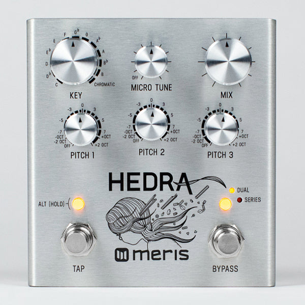 Meris Hedra 3-Voice Rhythmic Pitch Shifter - IN STOCK!