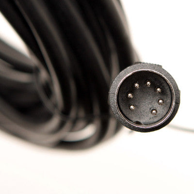 Mesa/Boogie - 7 Pin DIN Footswitch Cable - 25 ft.
