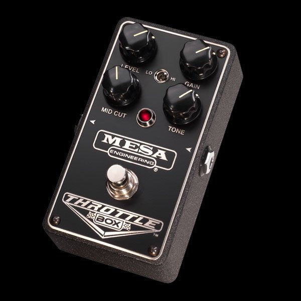 MESA/Boogie Throttle Box Overdrive Pedal