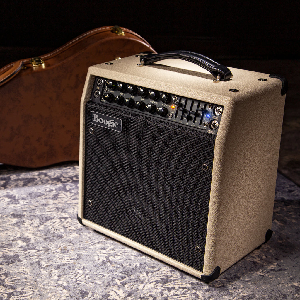MESA/Boogie Mark Five: 25 1x10 Combo - Custom Cream Bronco / Black Jute