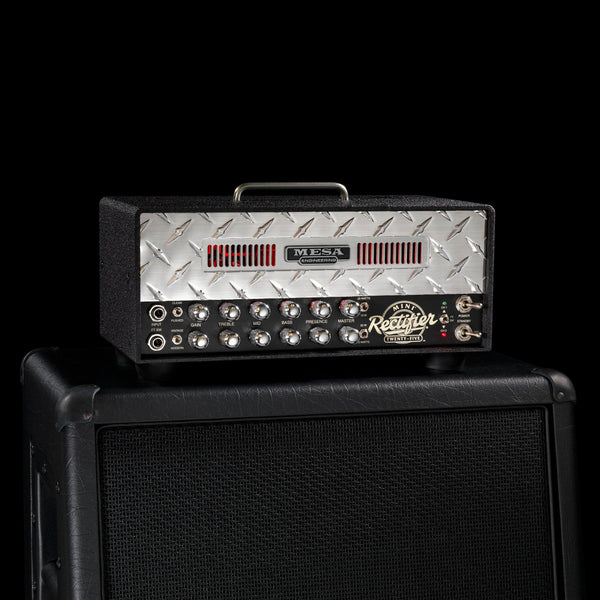 Mesa/Boogie Mini Rectifier Head - Standard Dress
