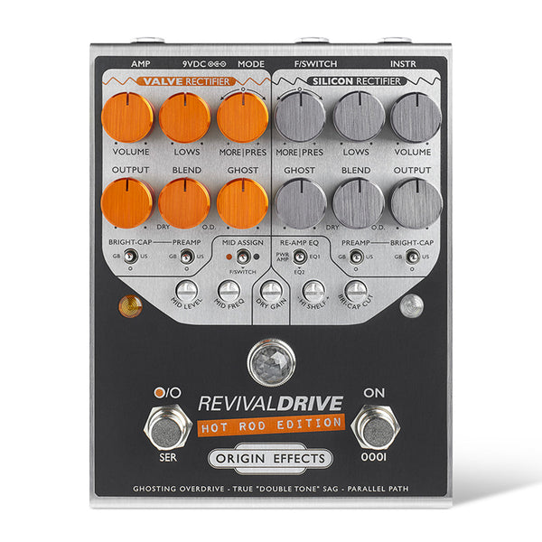 Origin Effects - RevivalDRIVE Hot Rod Edition