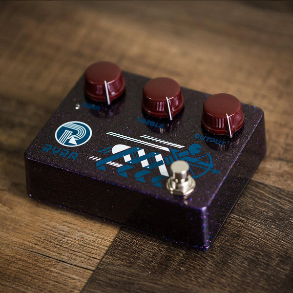 RYRA - The Klone Pedal - Black Cherry