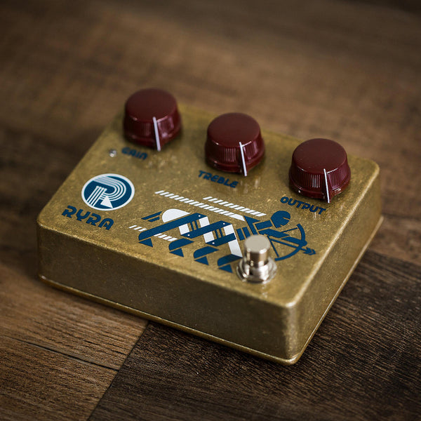 RYRA - The Klone Pedal - Gold