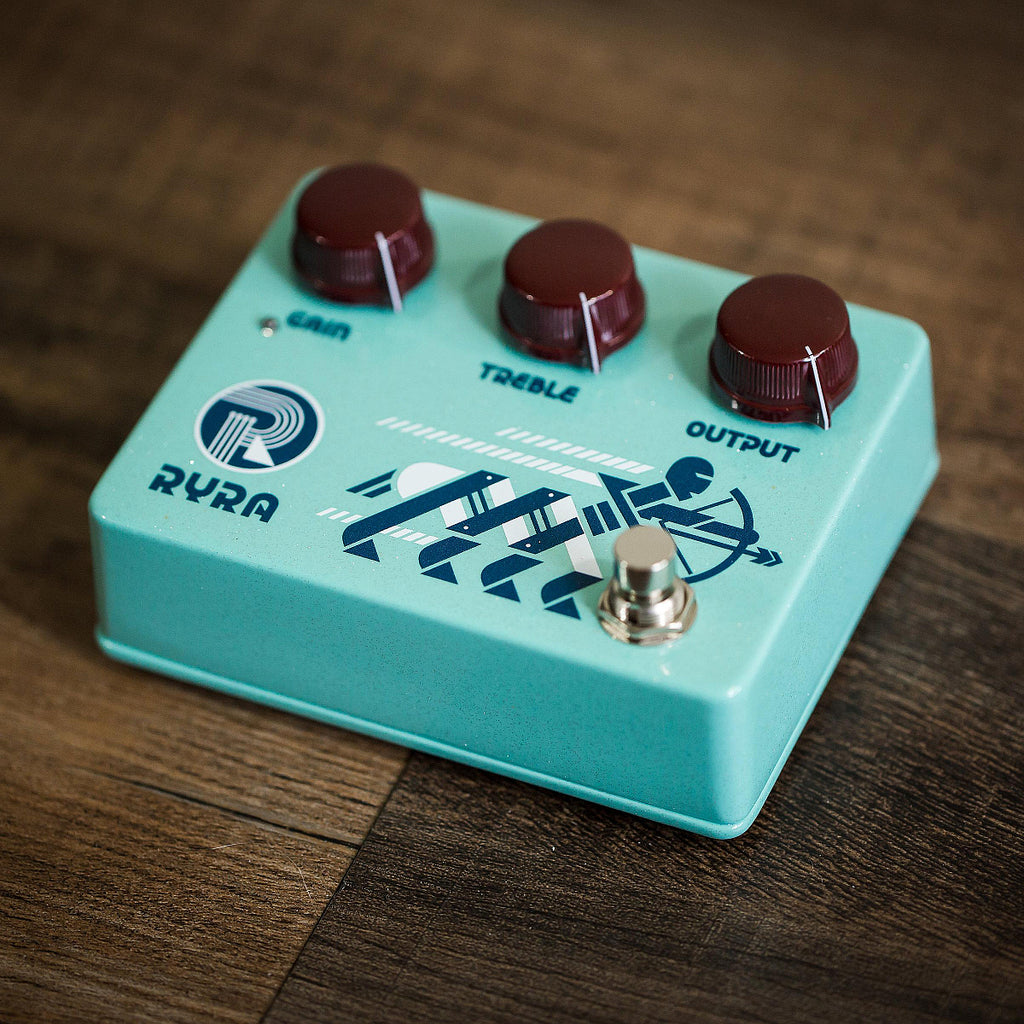 RYRA - The Klone Pedal - Seafoam Green