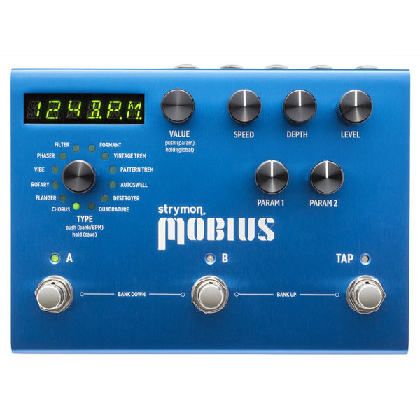 Strymon Mobius Multidimensional Modulation