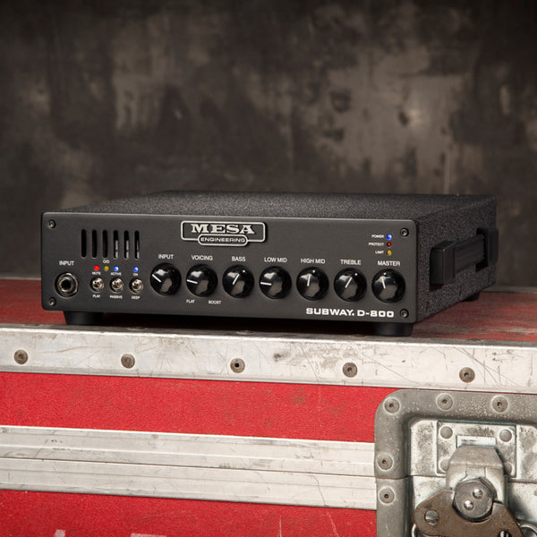 MESA/Boogie Subway D-800 Bass Amp