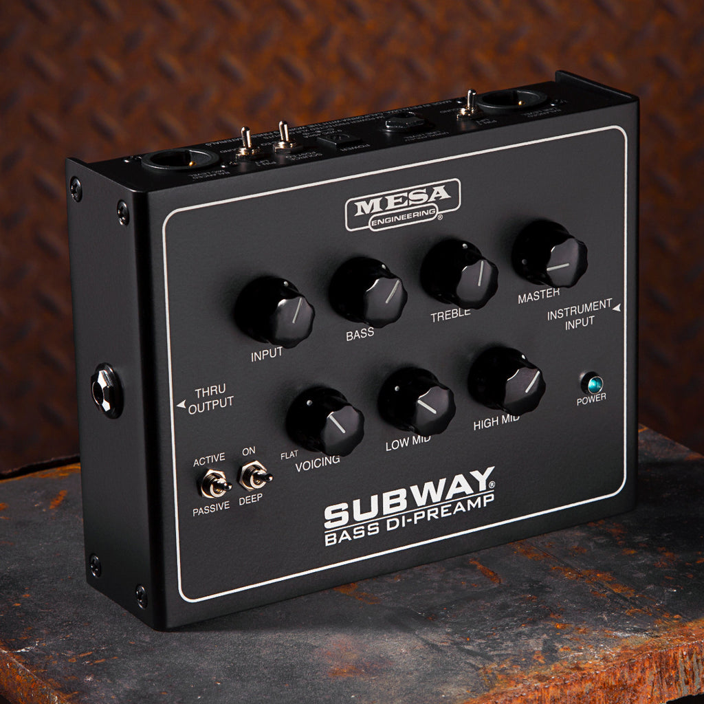 MESA/Boogie Subway Bass DI-Preamp
